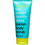 Anatomicals The Seven Deadly Skins Melon Body Scrub