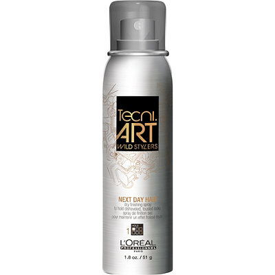 Travel Size Tecni.Art Wild Stylers Next Day Hair Dry Finishing Spray