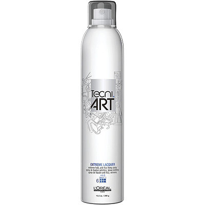 L'Oréal Professionnel Travel Size Tecni.Art Extreme Lacquer Extreme Hold Anti-Frizz Finishing Spray