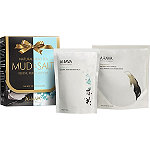 Natural Dead Sea Body Mud & Natural Bath Salt Duo