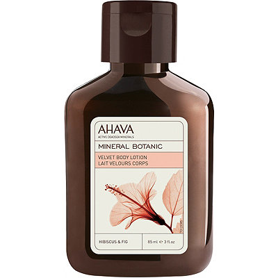 Ahava Online Only Travel Size Mineral Botanic Body Lotion