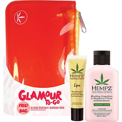 Hempz Glamour-To-Go Blushing Grapefruit