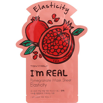 TONYMOLY I%27m Real Pomegranate Mask Sheet