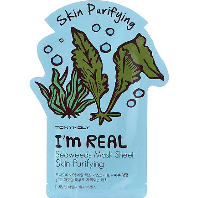 Tony MolyI%27m Real Seaweed Mask Sheet