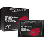 Japonesque Color Pro Performance Lip Wipes