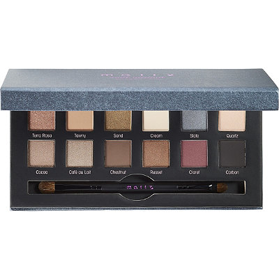 Mally Beauty Nude Attitude Eyeshadow Palette