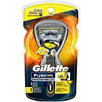 Fusion ProShield Men's Razor With Flexball Handle and Refills