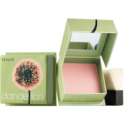 Benefit Cosmetics Dandelion Brightening Baby-Pink Blush Mini