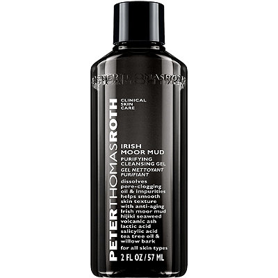 Peter Thomas Roth Travel Size Irish Moor Mud Purifying Cleansing Gel