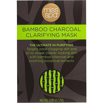Miss SpaBamboo Charcoal Clarifying Mask