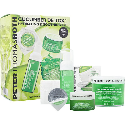 Peter Thomas RothCucumber De-Tox Hydrating %26 Soothing Kit