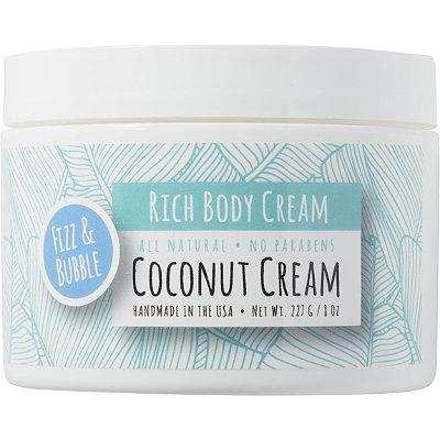Fizz & BubbleCoconut Cream Body Cream