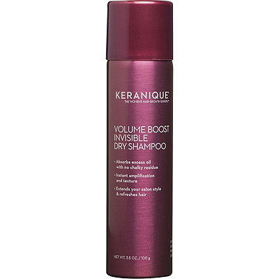 KeraniqueVolume Boost Invisible Dry Shampoo