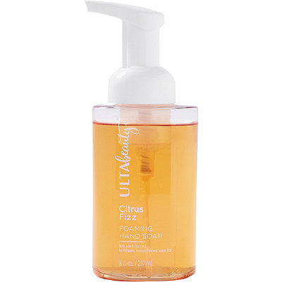 ULTA Citrus Fizz Foaming Hand Soap
