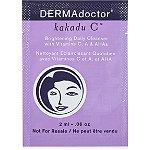 DermadoctorFREE packette Kakadu C Cleanser w/any Dermadoctor purchase