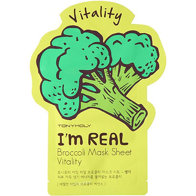 Image result for tony moly broccoli sheet mask