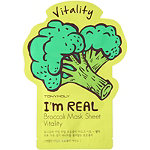 I%27m Real Broccoli Mask