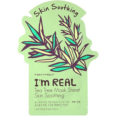 TONYMOLY I%27m Real Tea Tree Mask