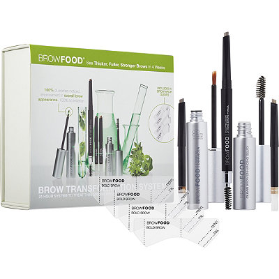 LashFoodOnline Only BrowFood Brow Transformation System