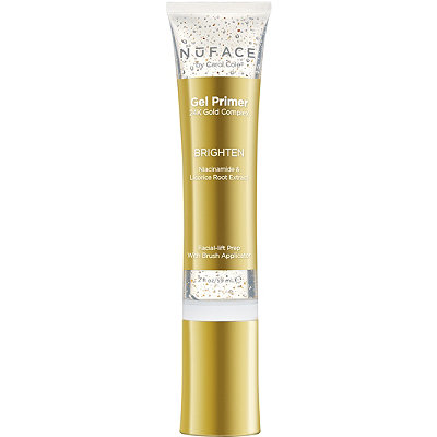 Nuface Online Only Gel Primer 24k Gold Complex - Brighten