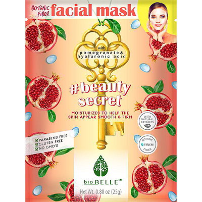 Biobelle Online Only %23BeautySecret Sheet Mask