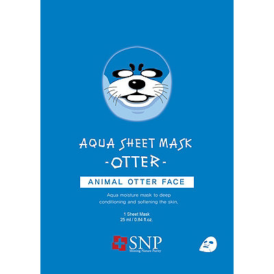 SNPAnimal Otter Aqua Mask Sheet