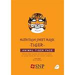 Animal Tiger Wrinkle Mask Sheet
