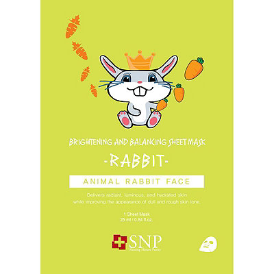 Rabbit Brightening Mask Sheet