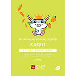 SNP Brightening and Balancing Sheet Mask - Rabbit