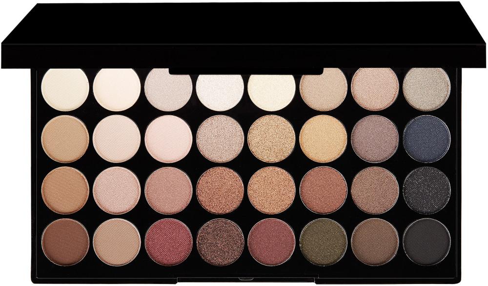 3a6126af7717 Makeup Revolution Flawless Ultra 32 Eyeshadow Palette