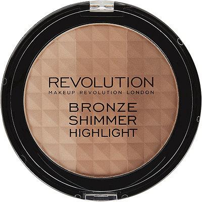 Makeup RevolutionBronze Shimmer Highlight