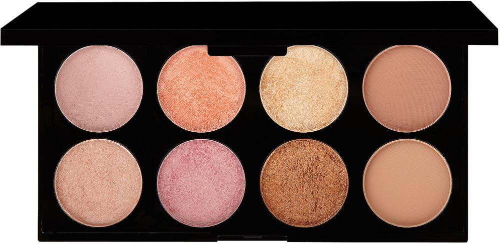 Makeup Revolution Golden Sugar 2 Rose Gold Ultra Professional Blush Palette