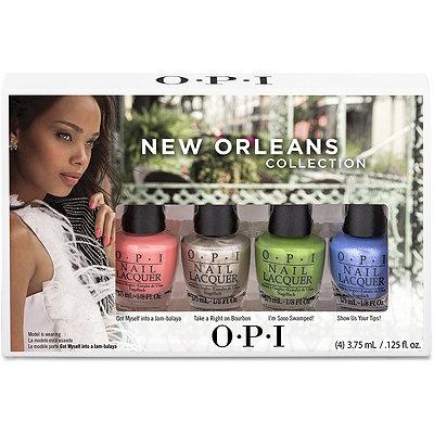 OPINew Orleans 4 Pc Mini Set