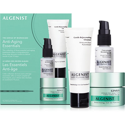 Algenist The GENIUS of Microalgae Anti-Aging Essentials