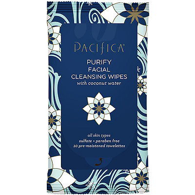 Pacifica Purify Coconut Wipe Mini
