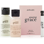 PhilosophyOnline Only FREE 3 Pc Amazing Grace gift w/any $50 Philosophy Amazing Grace purchase