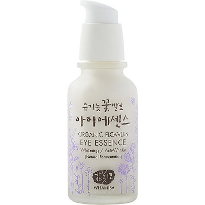 Whamisa Online Only Organic Flowers Eye Essence