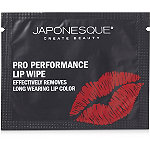 Online Only FREE Pro Performance Lip Wipe w%2F any %2425 Japonesque Color purchase