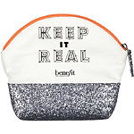 Benefit CosmeticsOnline Only FREE Keep It Real Bag with any $40 Benefit purchase
