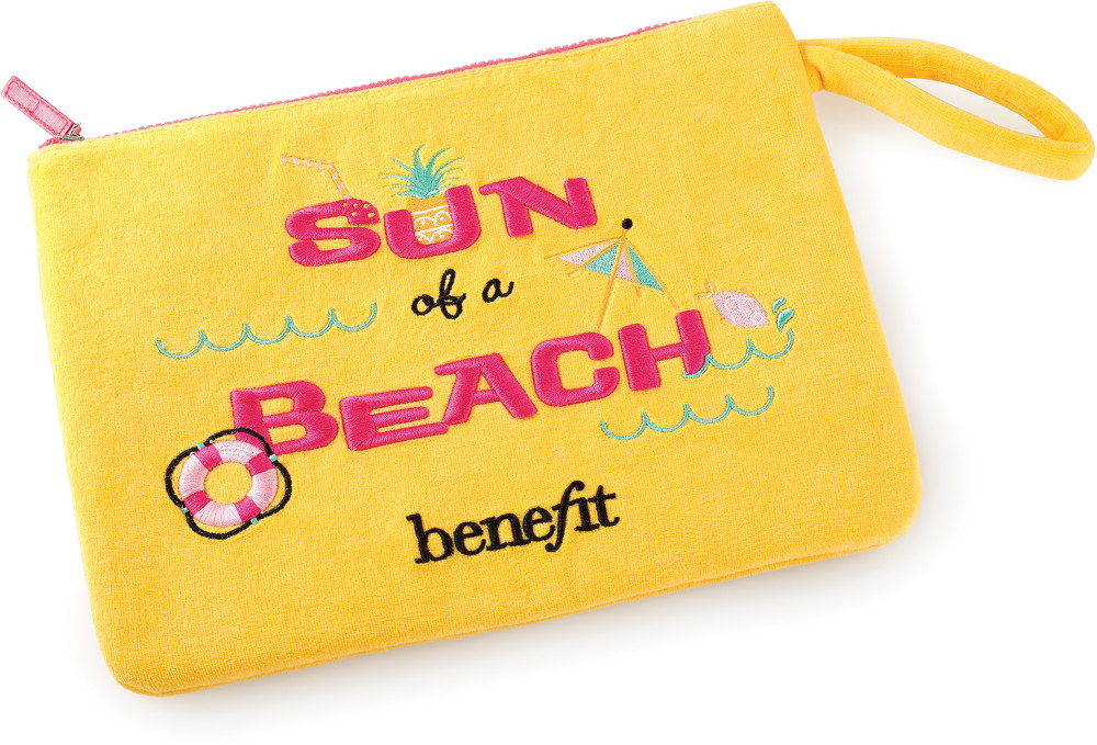 Online Only FREE Sun of a Beach Bag w/ any $50 Benefit purchase