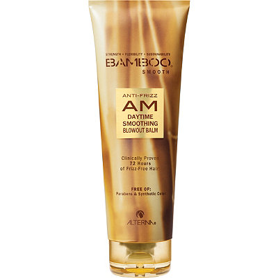 Alterna Bamboo Smooth Anti-Frizz AM Daytime Smoothing Blowout Balm