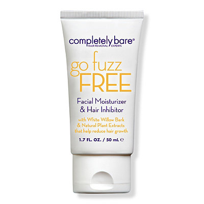 Completely BareGo Fuzz Free Facial Moisturizer & Hair Inhibitor