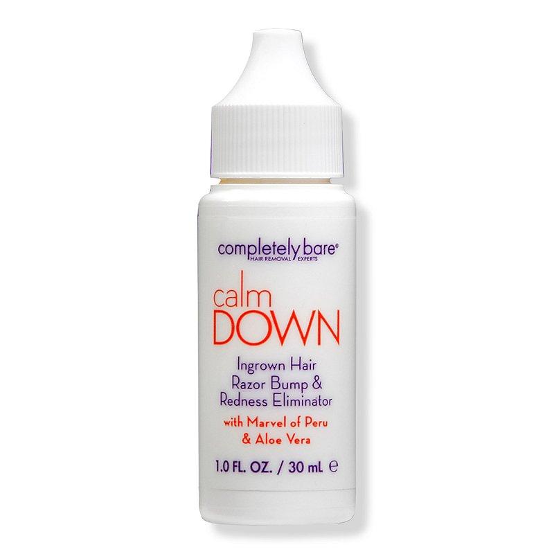 Completely Bare Calm Down Ingrown Hair, Razor Bump & Redness Eliminator    Ulta Beauty