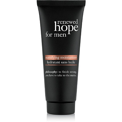 PhilosophyOnline Only Renewed Hope for Men