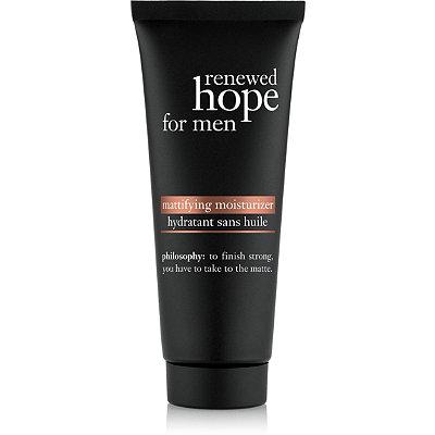 Online Only Renewed Hope for Men