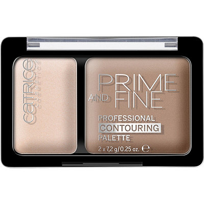 CatricePrime & Fine Professional Contouring Palette