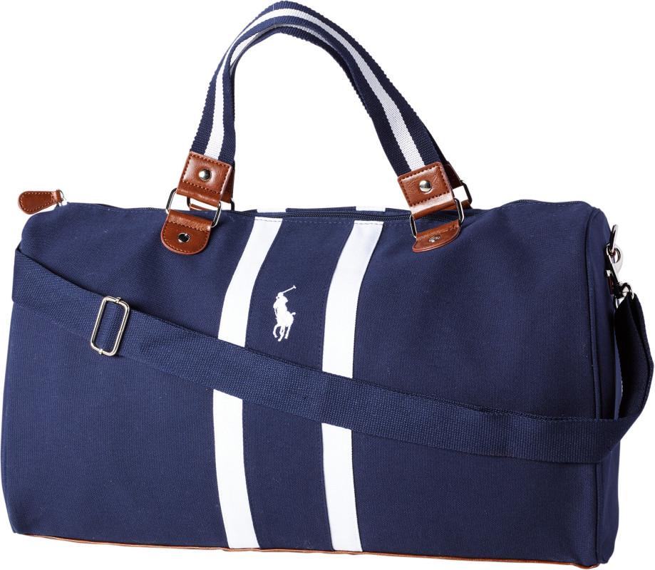 4099fc708012 Ralph Lauren FREE Duffle w  any large spray The World of Polo Ralph Lauren  Fragrance Collection purchase