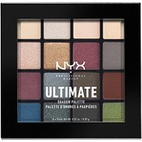 Smokey & Highlight Ultimate Shadow Palette by Nyx Professional Makeup