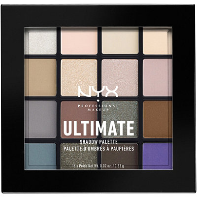 NYX Professional MakeupCool Neutrals Ultimate Shadow Palette