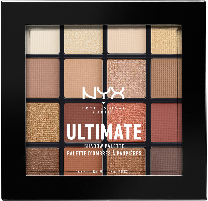 Image result for nyx ultimate eyeshadow palette
